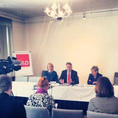 Järjestimme Helsingissä TTIP-aiheisen seminaarin. Pääpuhujana oli kansainvälisen kaupan valiokunnan puheenjohtaja Bernd Lange.